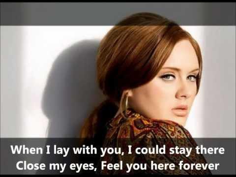 I Set Fire To The Rain - Adele