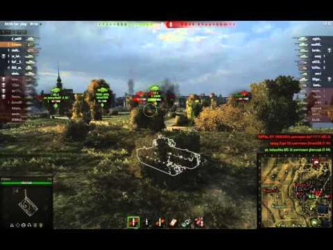 T30 (Heavy Tank)  9 лвл, истребитель танков
