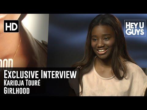 Karidja Touré Exclusive Interview - Girlhood