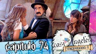 Casi Angeles Capitulo 74 Temporada 1