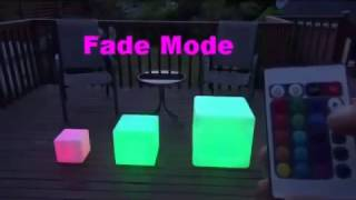 LED-мебель: как это работает