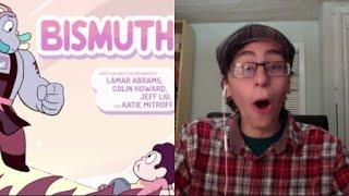 Steven Universe Bismuth [Blind Reaction]