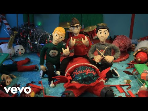 "blink-182 - ""Not Another Christmas Song"" (Official Video)"