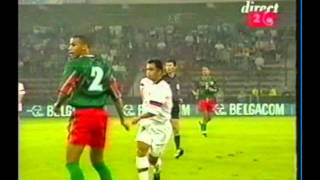 1999 (September 7) Belgium 4-Morocco 0 (Friendly).avi