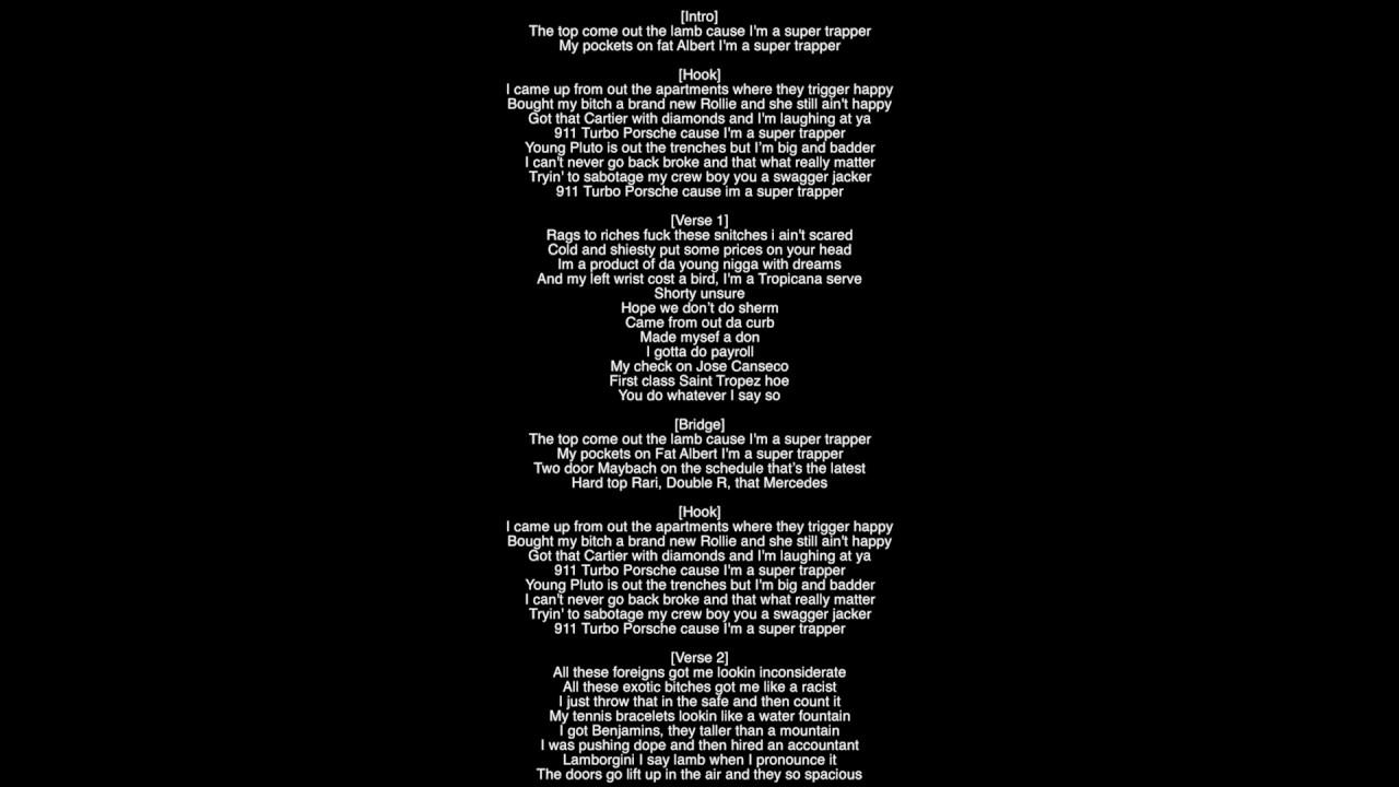 She aint fat lyrics