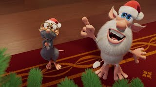 Booba - ep #36 - Merry Christmas and Happy New Year! 🎄 - Funny cartoons for kids - Booba ToonsTV