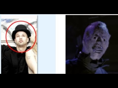 Is Slipknot's new mysterious percussionist 'Tortilla Man' Michael Pfaff..?