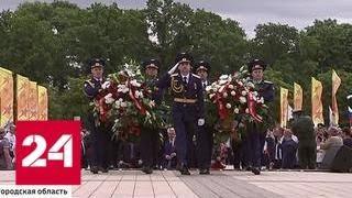 Рубеж, когда смерть не страшна: 75 лет бою под Прохоровкой - Россия 24