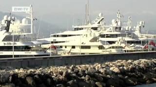 City: Die südfranzösische Stadt Antibes   euromaxx