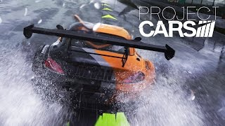 Project Cars Gameplay (Rain, Thunderstorms & Fog) HD