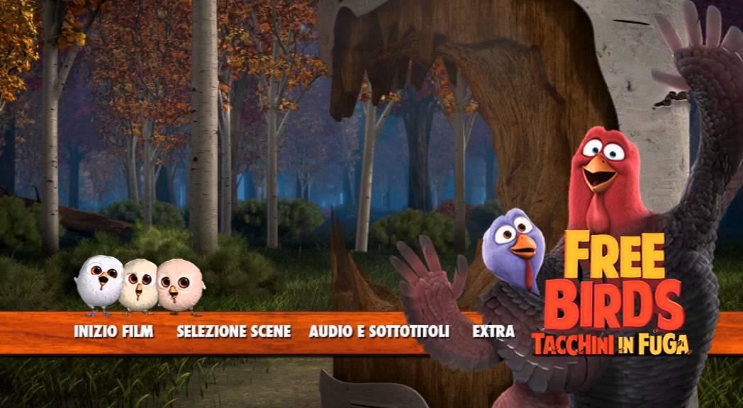 Download FREE BIRDS - DVD -MAINN MENU