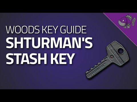 Shturman Key - Key Guide - Escape From Tarkov