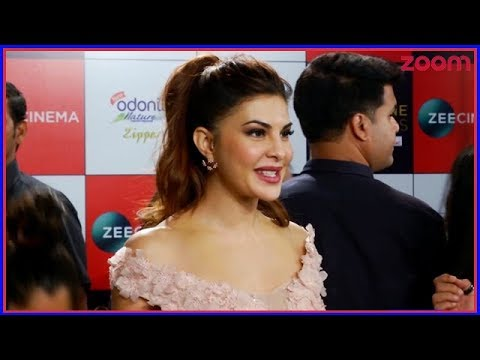 Jacqueline Fernandez On Her Performance At An Award Show, Working With Salman & 'Race 3' Team