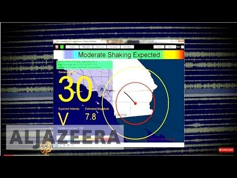 TechKnow - Early earthquake warnings and 'smart guns'