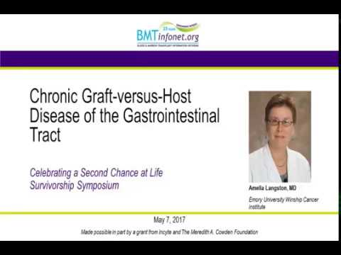 Chronic Graft versus Host Disease of the Gastrointestinal Tract