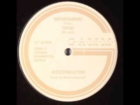 Jazzconductor - Tryin'