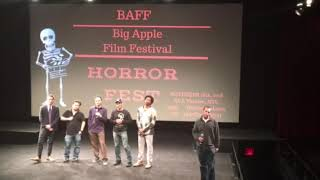 2018 BAFF Horror Fest Q and A (Soul to Keep, The Daughters of Virtue, Dead Wall)