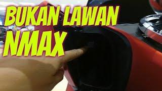 11 Alasan Kenapa Lebih Memilih All New PCX Daripada Nmax Facelift 2018
