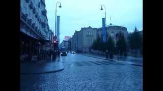 Norway: Oslo (5/6) Karl Johans gate 2014-09-09(Tue)1627hrs