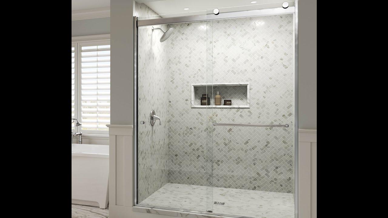 Rolling Shower Doors