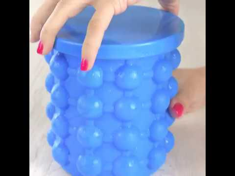 Magic Ice Cube Maker - компактна ледарка