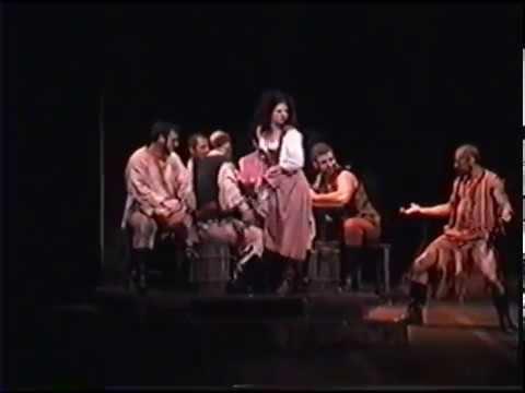 DCLO-Man Of La Mancha-Aldonza & Muleteers