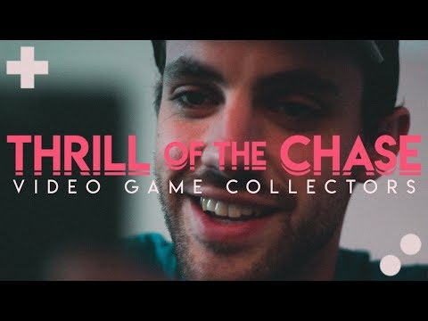 Thrill of the Chase: A Video Game Collector Documentary