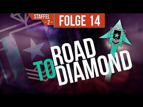 Schaffen wir das Comeback? - Road to Diamond S2E14 - Rainbow Six Siege