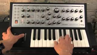 The Moog Sub Phatty Part 3- Modulation Part 1