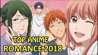 Top 10 Anime Romance Tahun 2018