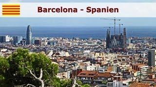 Barcelona - Eine Stadtrundfahrt entlang der Sehenswürdigkeiten