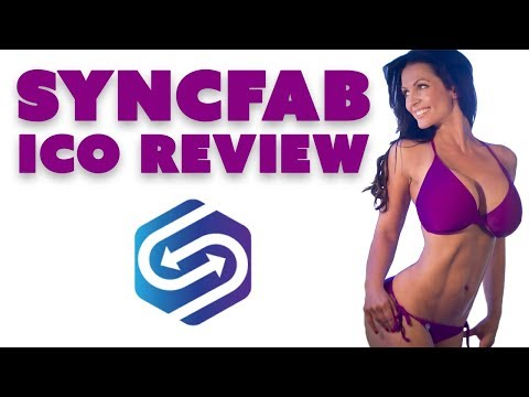 SyncFab ICO Review - Industrial IoT Platform