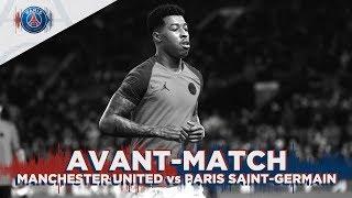 🏟 L'avant match Manchester United - Paris Saint-Germain en direct #MUPSG