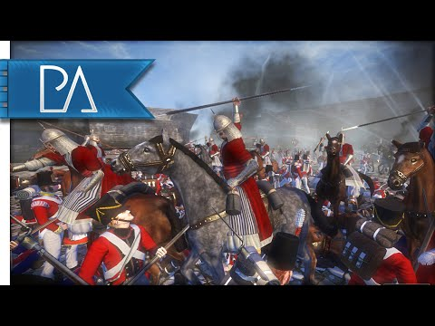 CHAOTIC FORT BATTLE - Napoleon Total War Gameplay