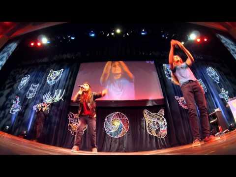 Xiuhtezcatl and Itzcuauhtl Martinez Rap | Bioneers