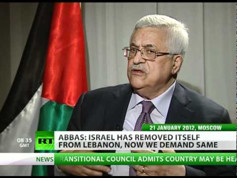 Abbas to RT: Israeli colonial logic chokes talks