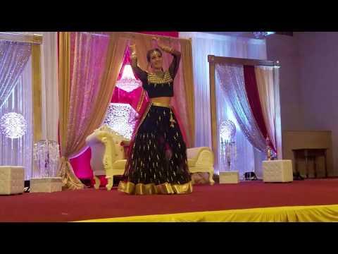 Woh Krishna Hai Dance by Maria Martynova