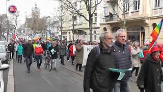 Ostermarsch 2018 in Kassel