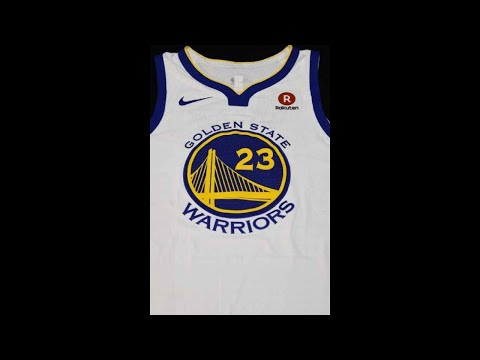 Warriors sign jersey patch advertising deal with Rakuten