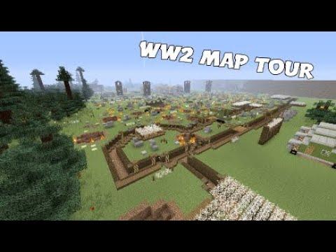 minecraft ww1 map download