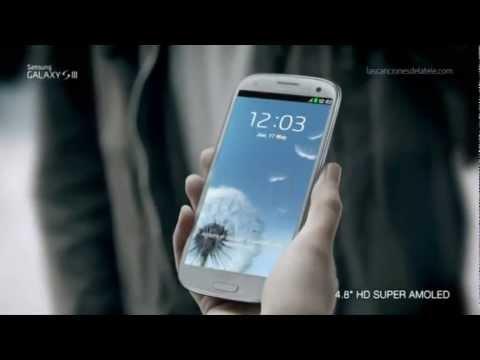 Spot Samsung Galaxy S3 2012