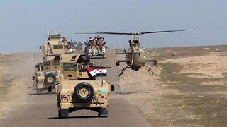أخبار عربية - الجيش العراقي يطلق مرحلة رابعة لتحرير تلعفر من #داعش