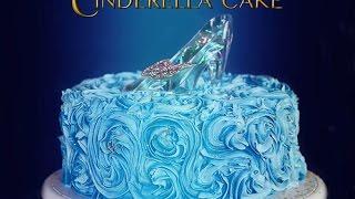 How to Make a Cinderella Cake