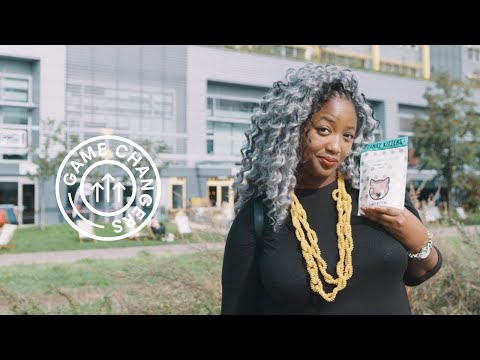 Say Hey To: Anne Marie Imafidon - GAME CHANGERS by Candy Kittens