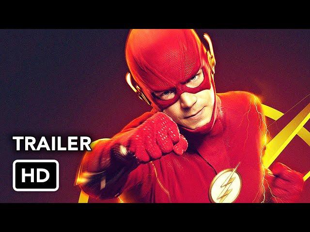 The Flash Season 7 Trailer (HD) DC FanDome