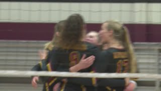 CMU Volleyball is Back