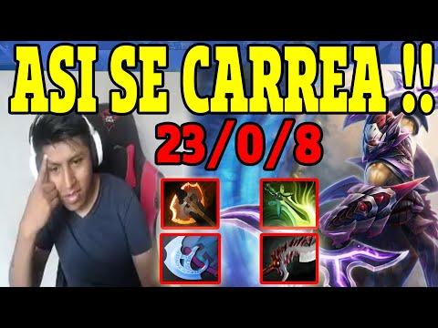 NO PUEDEN CON EL!!| VANN MODO HECTOR.K1 IMPARABLE! | SE PONE AL TEAM Al HOMBRO!|  DOTA 2
