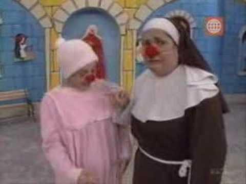 El Santo Convento Pataclaun  Sor Rento ¿Embarazada? 24