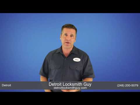 Locksmith Detroit Mi (313) 246-8005  Car Keys Auto Lockout