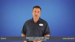 Locksmith Detroit Mi (313) 246-8005  Car Keys Auto Lockout